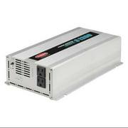 TUNDRA S1200 Inverter,Pure Sine Wave,120VAC,1200W G1856569
