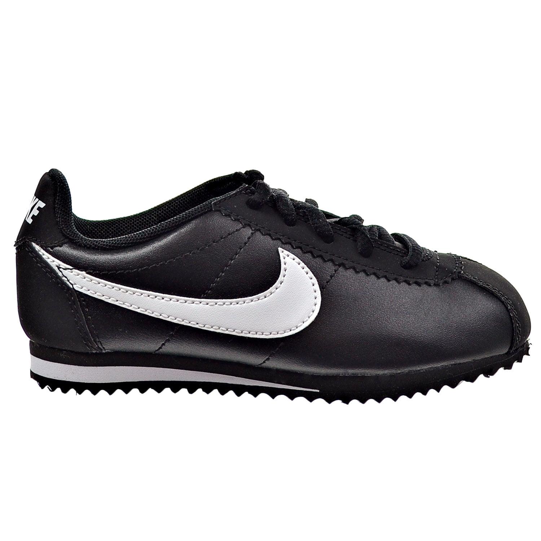 80f92e8861 ... wholesale nike cortez ps little kids shoes black white 749483 001  walmart 984de cdd08