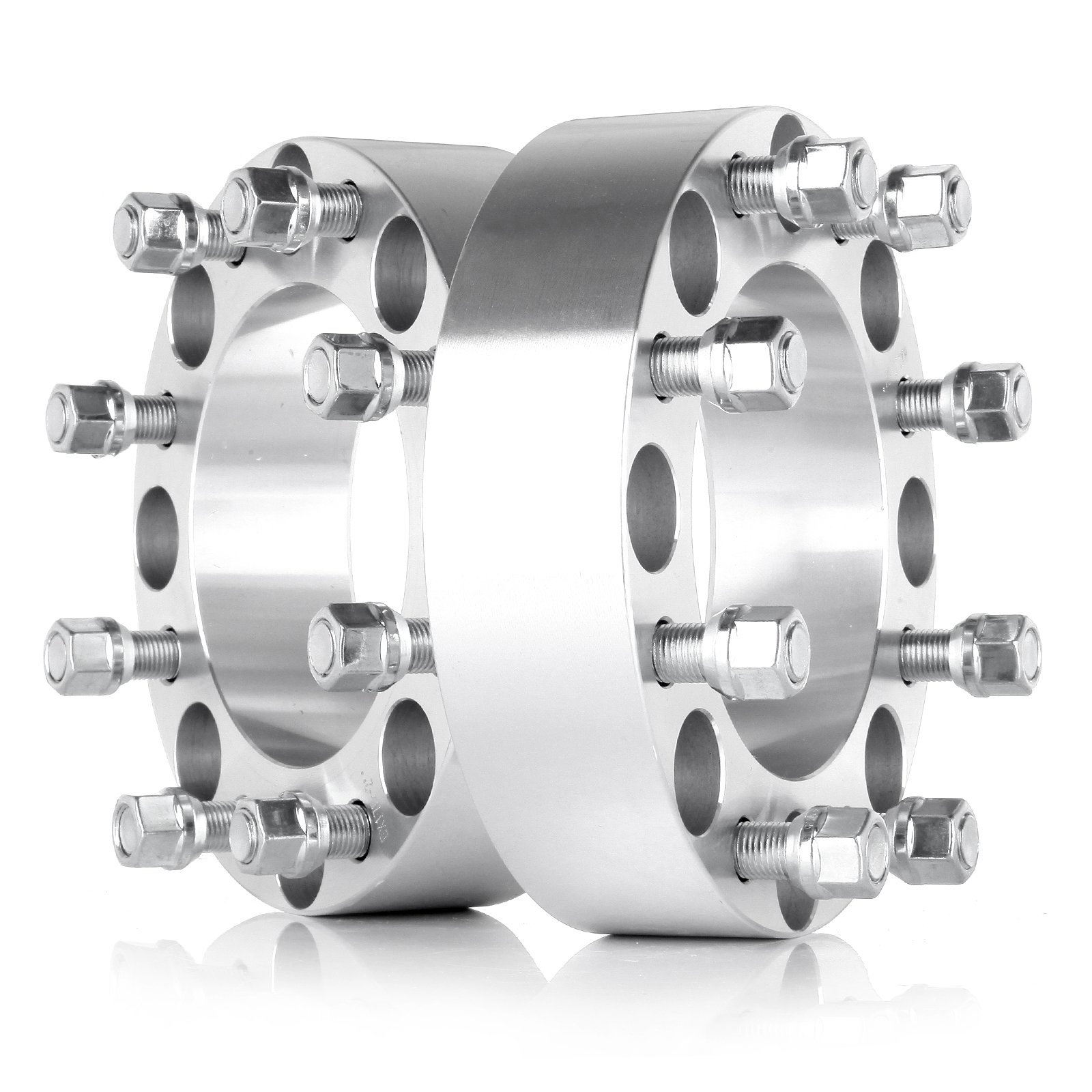 "ECCPP 4Pcs 2"" 8x170 14x1.5 125 MM Wheel Spacers For 2003-..."