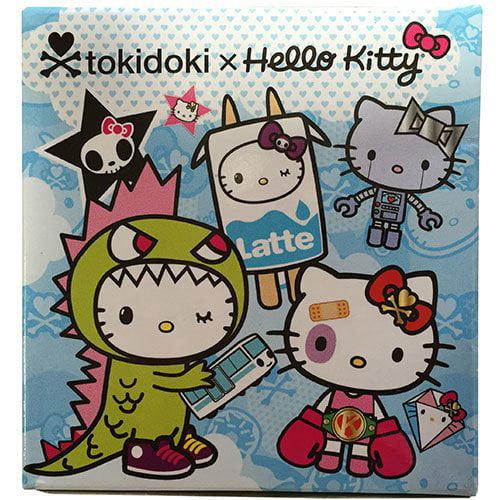 Tokidoki Tokidoki & Hello Kitty Blind Box Action Figure