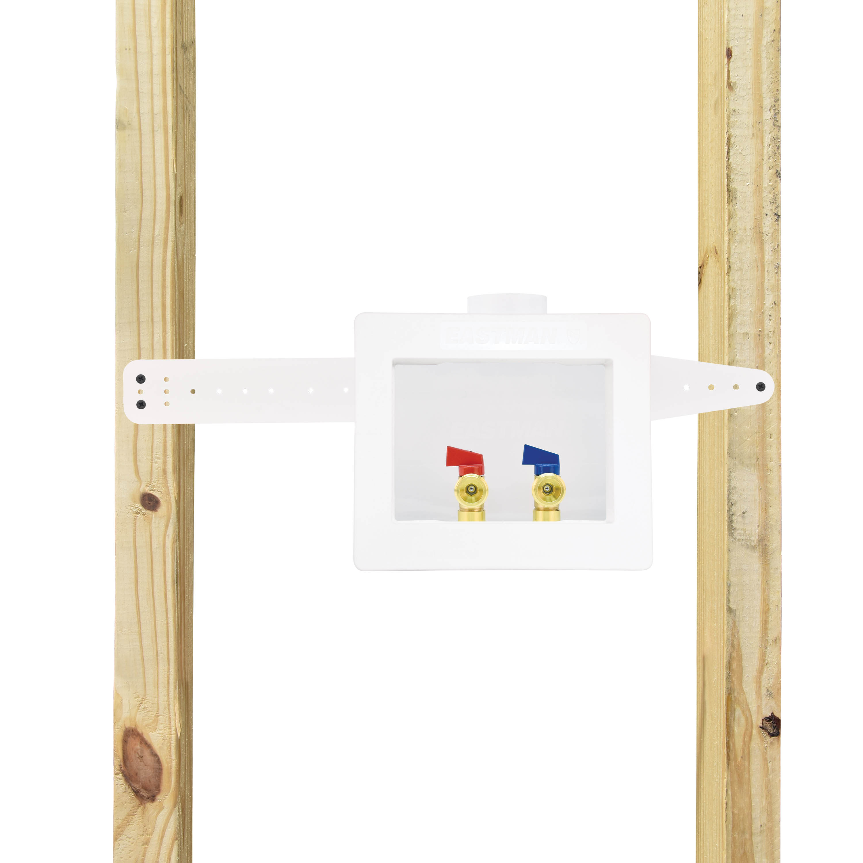 Eastman 60244  1//2-Inch Cpvc Dual Outlet Washing Machine Outlet Box