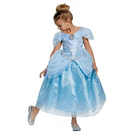 91ac1c29399 Cinderella Prestige Child Costume - Medium