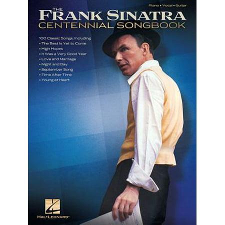Frank Sinatra - Centennial Songbook - Frank Sinatra Costume