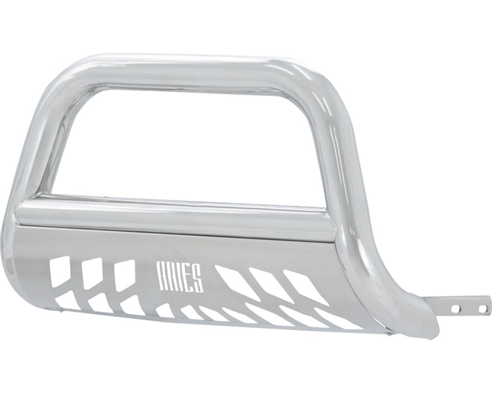 Tundra ARIES 35-2001 3-Inch Polished Stainless Steel Bull Bar Select Toyota Sequoia