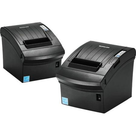 - Bixolon SRP-350plusIII Direct Thermal Printer - Monochrome - Wall Mount - Receipt Print - 2.83