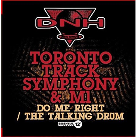 Do Me Right / The Talking Drum (CD) ()