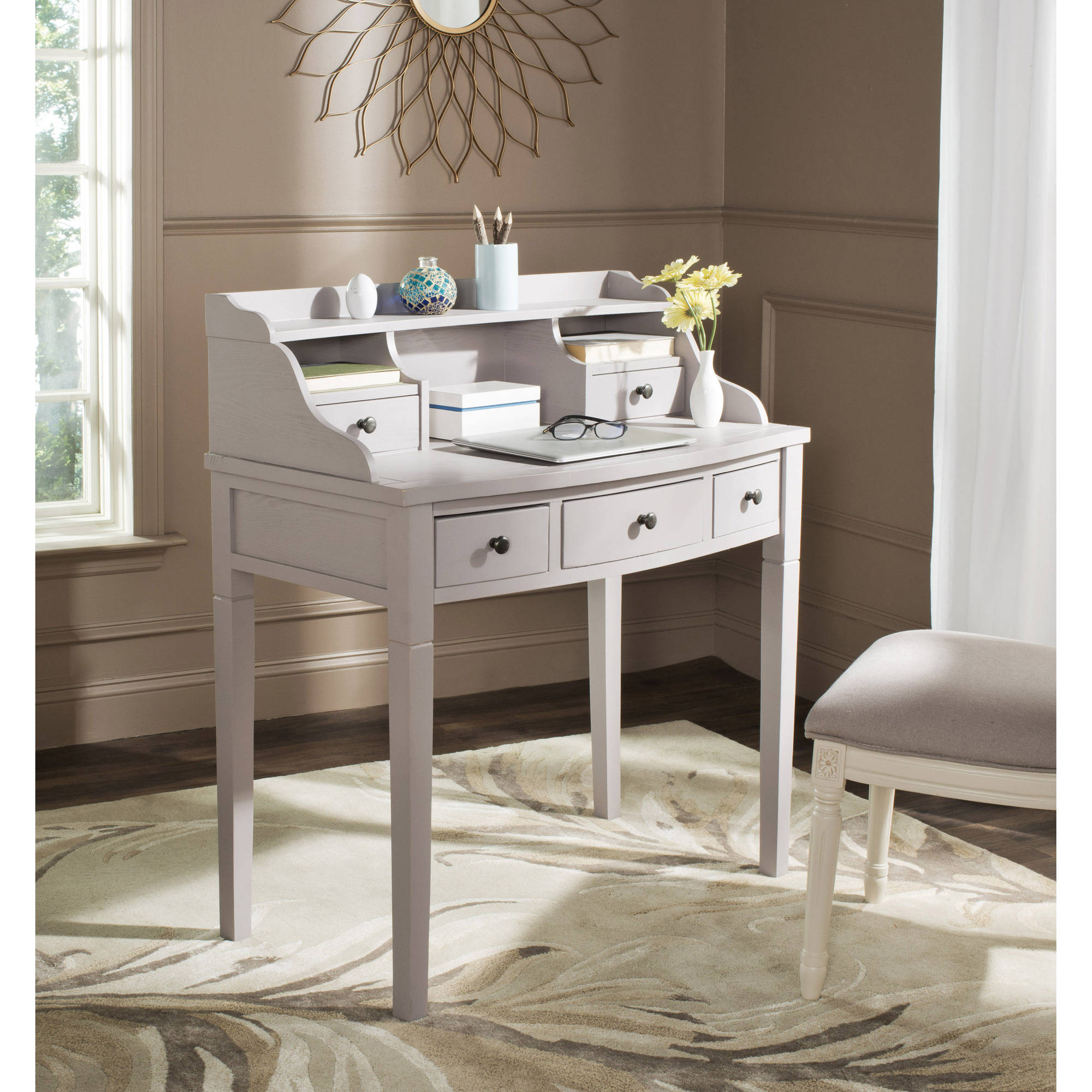 Safavieh American Home Landon Writing Desk, Multiple Colors