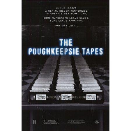 The Poughkeepsie Tapes (2008) 11x17 Movie Poster