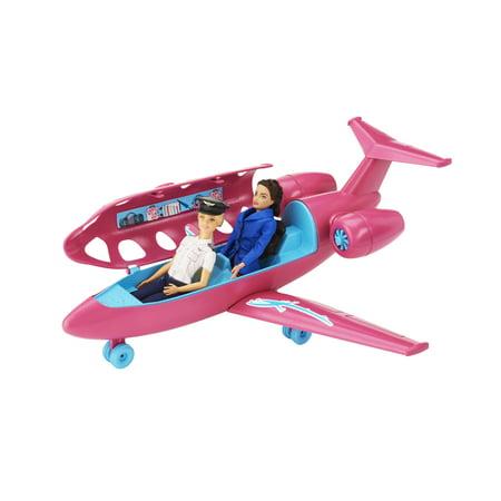 Plastic Kewpie Doll (Fashion Doll Business Jet )