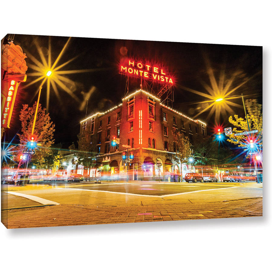 "Cody York ""Flagstaff"" Gallery-Wrapped Canvas"