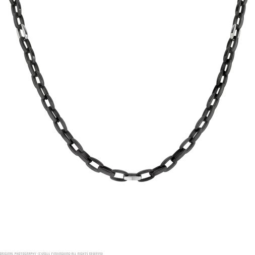 """Stainless Steel Necklace 22"""""""