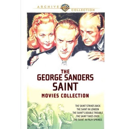 The George Sanders Saint Movies Collection (DVD) ()