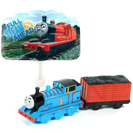 Thomas And Coal Car Cake Topper