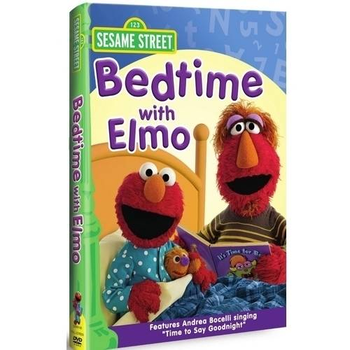 Sesame Street: Bedtime With Elmo (Full Frame)