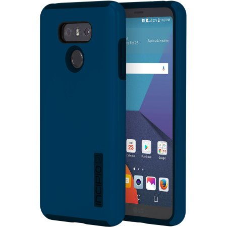 Incipio DualPro Case for LG G6 in Deep Navy