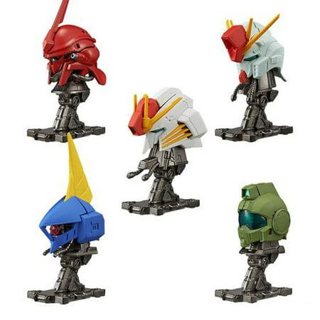 Bandai Hobby Shokugan Mobile Suit Gundam Machine Head Series 2 - 1 Random