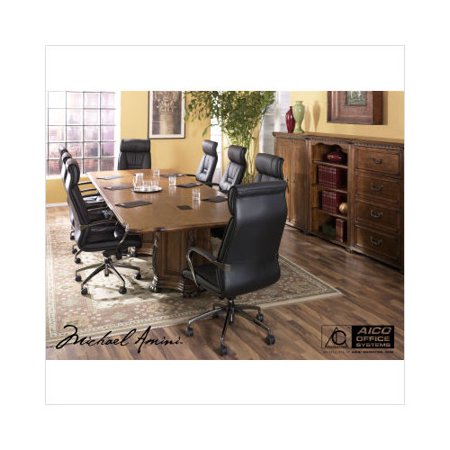 aico office systems eden 12 39 straight conference table