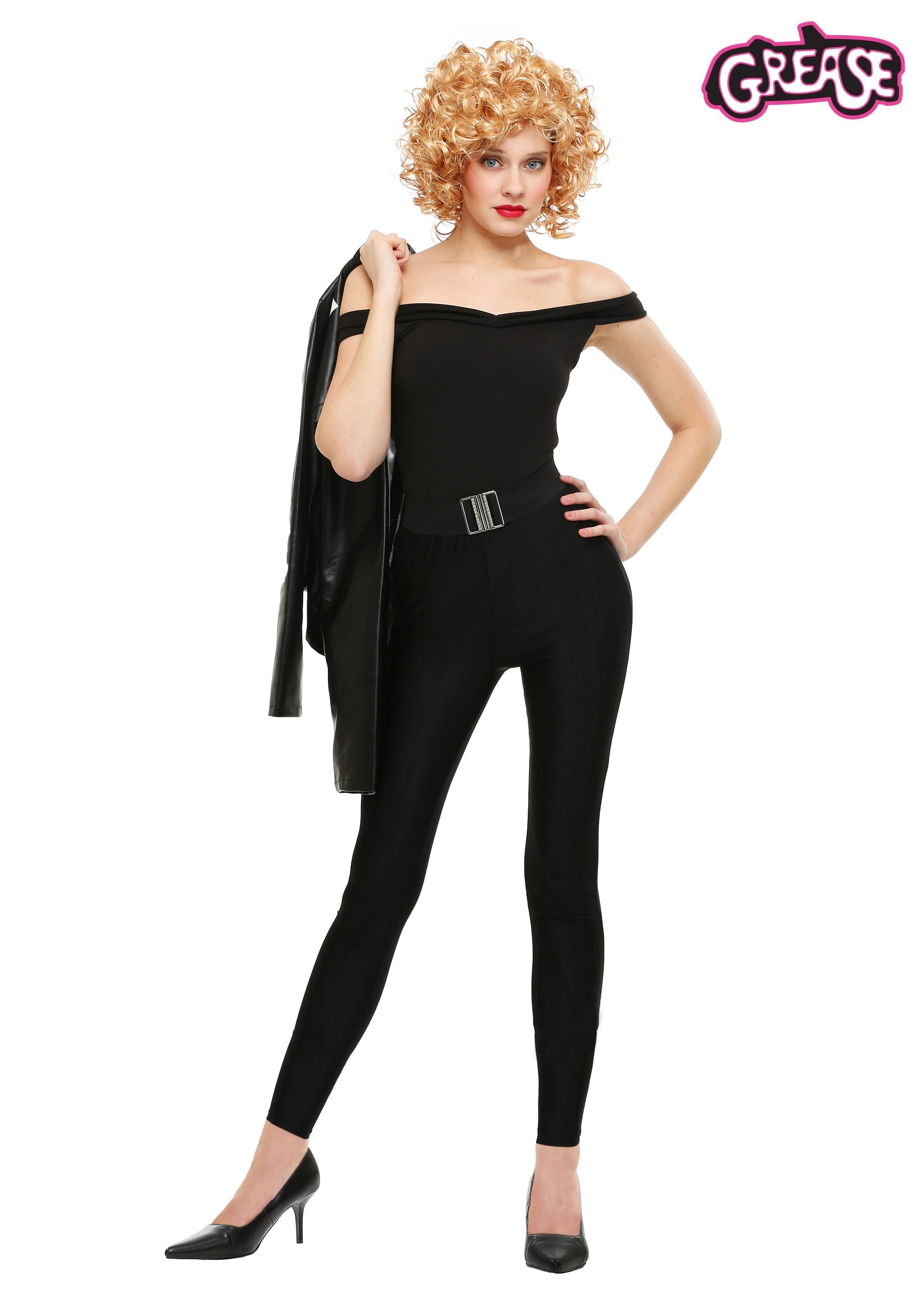Grease Women\u0027s Plus Size Bad Sandy Costume
