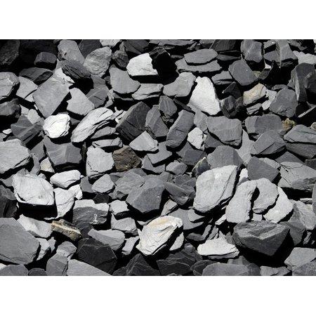 LAMINATED POSTER Split Nature Grave Natural Stone Granite Poster Print 24 x 36
