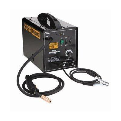 Chicago Electric Welding Systems 170 Amp MIG/Flux Wire (Chicago Electric 90 Amp Flux Wire Welder)