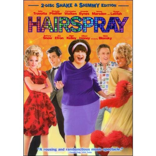 HAIRSPRAY (2007/DVD/2 DISC/SPECIAL EDITION/SHAKE OR SHIMMY)