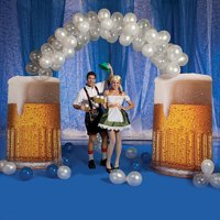 10 ft. Beer Balloon Arch