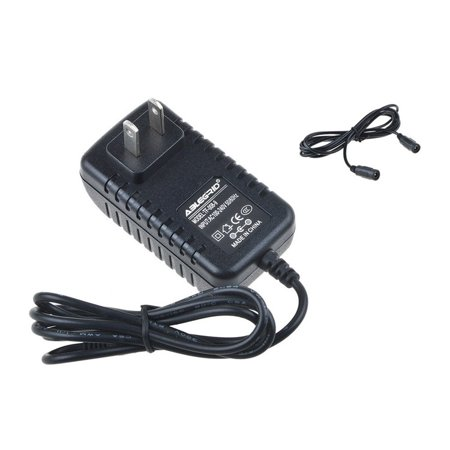 ABLEGRID New AC / DC Adapter Replacement 24V Transformer YW Model: YW-240070 For WavePoint 12 Micro Sun High Output LED Clamp Lights Wave Point Power Supply Cord Battery Charger Mains PSU - image 2 of 3