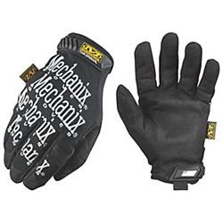 Mechanix Wear 742429 MG-05-010 Large 10 Original Glove, Black