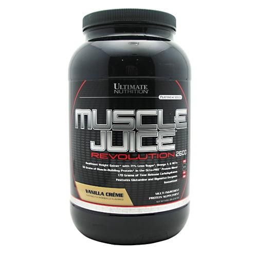 Muscle Juice Revolution Van4.6