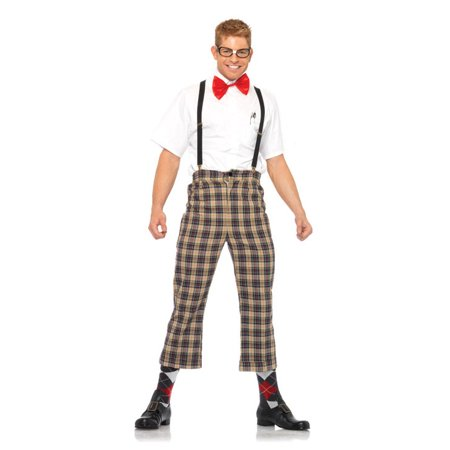Nerdy Costume (Leg Avenue Nerdy Ned Adult Mens)