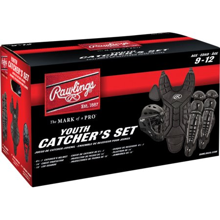 Rawlings Youth Player Series Catcher's Set