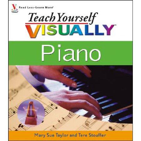 Teach Yourself Visually Piano - This Halloween Piano