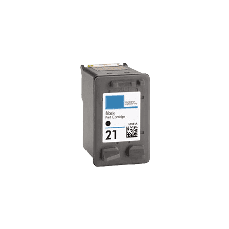 zoomtoner compatible pour HP DeskJet F4175 HP C9351AN (21) INK / INKJET Cartridge Noir - image 1 of 1