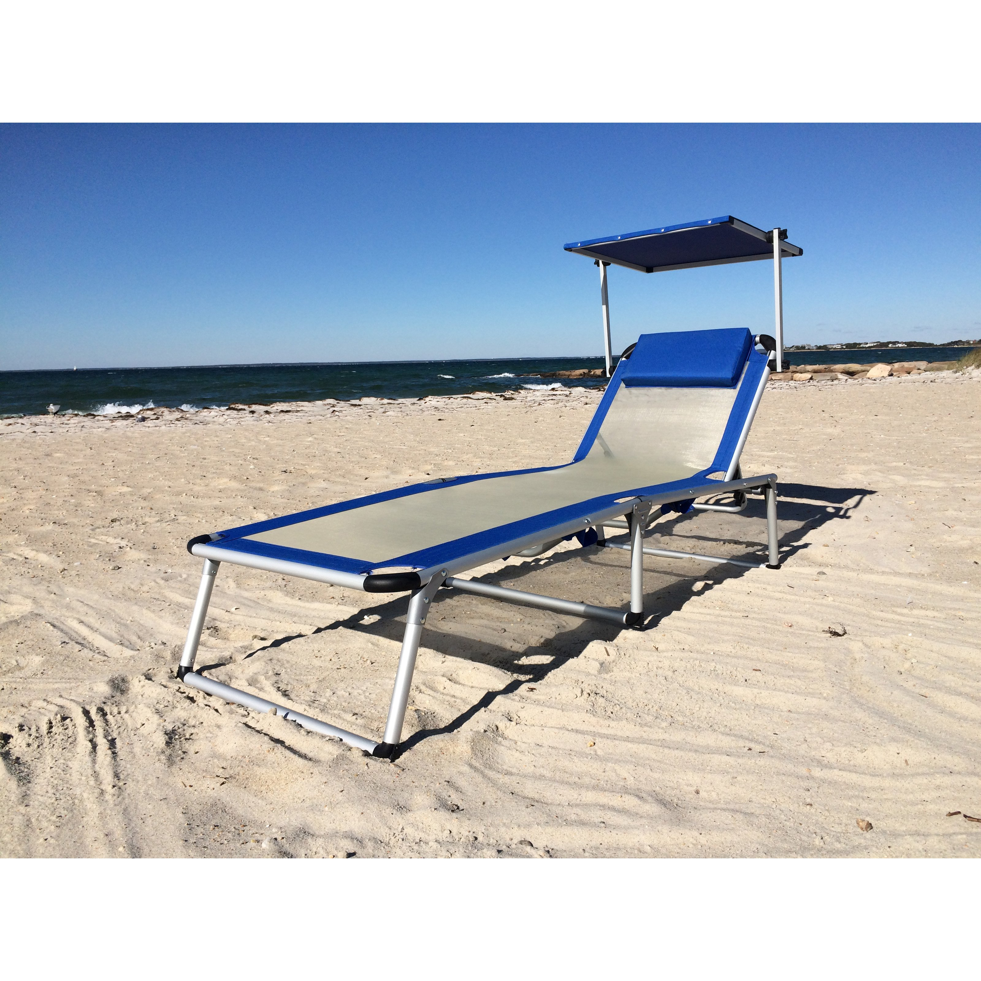 Ergo Lounger Cool Beach Lounger