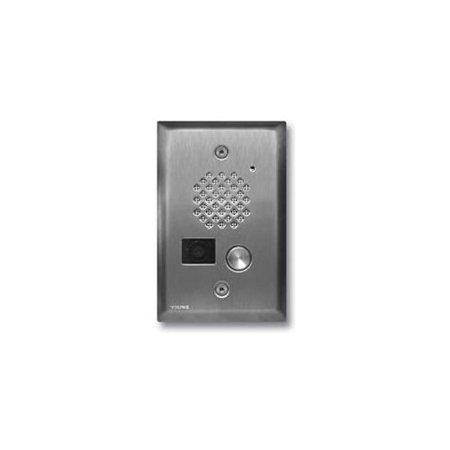 - Viking E-50-ss Video Entry Phone - Stainless Steel (e50ss)