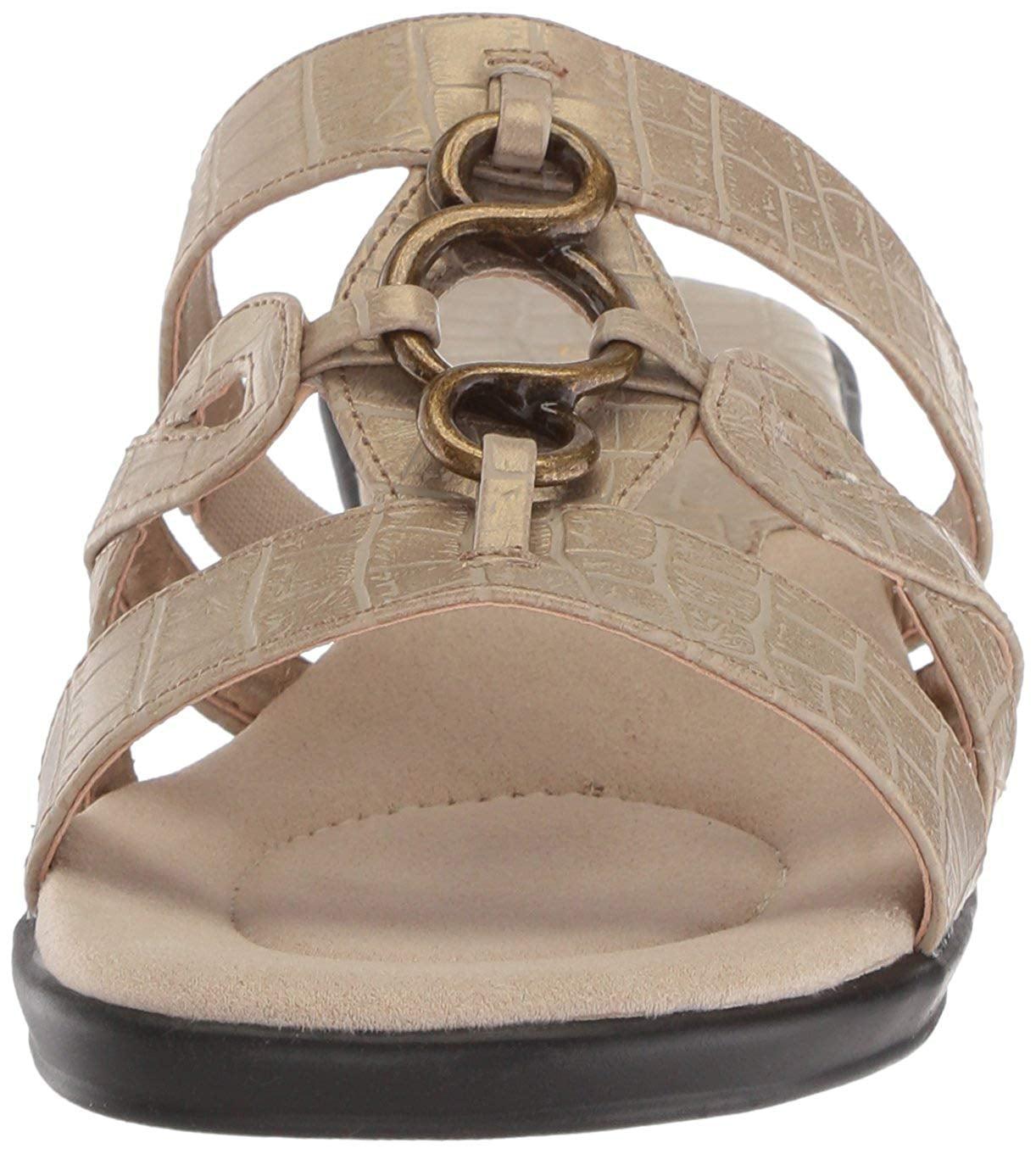 3f25c9e65da Easy Street Women s Torrid Flat Sandal