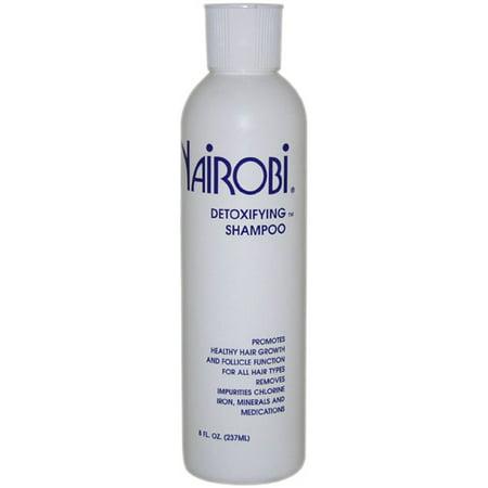 Nairobi  8-ounce Detoxifying Shampoo (Nairobi Hair Shampoo)