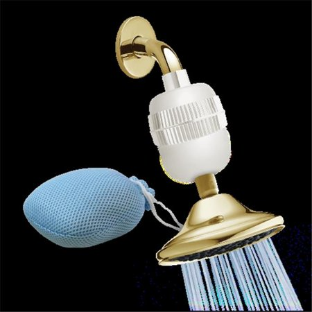 New Wave Enviro 7 96515 30032 1 Shower and Bath Filter Combo