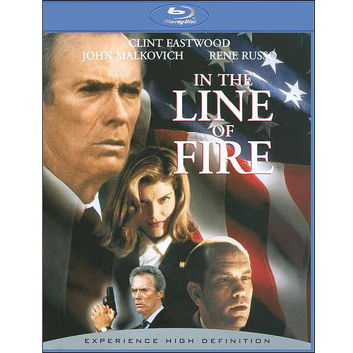 In The Line Fire (Blu-ray)