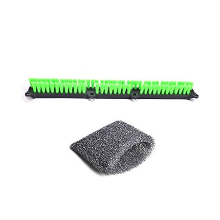 Hoover Steam Vac Stationary Brush 5800 Series Vacuum Cleaner Dual Brush Strip With One Team Vac Tank Filter ()
