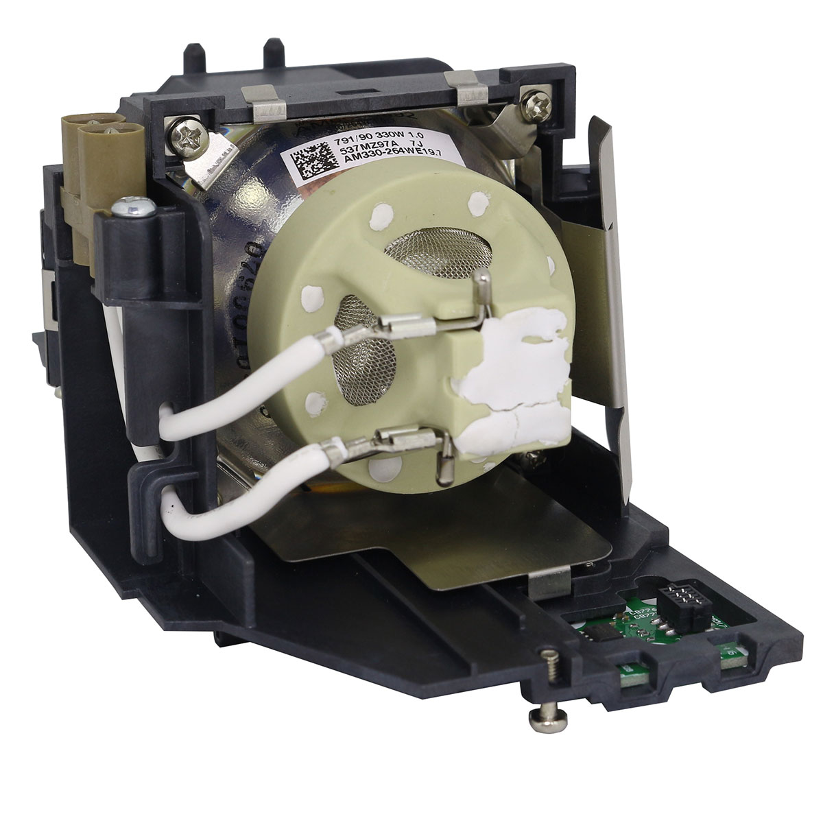 Original Philips Projector Lamp Replacement for Panasonic PT-VZ575N (Bulb Only) - image 2 of 5
