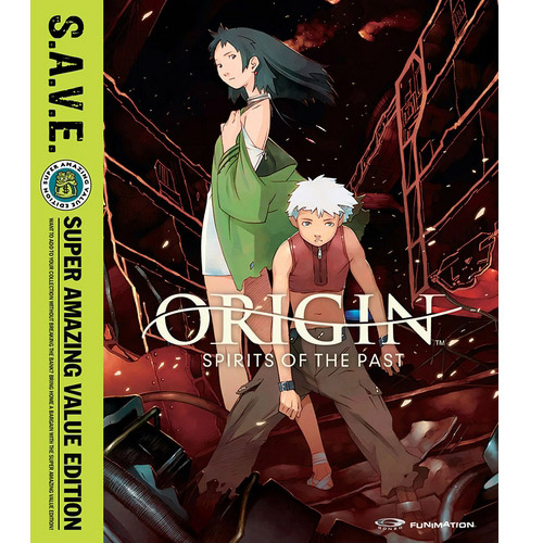 Origin: Spirits Of The Past - Special Edition Movie (S.A.V.E.) (Blu-ray) (Widescreen)