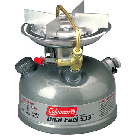 - The Amazing Quality Coleman Sportster® II Dual Duel™ 1-Burner Stove