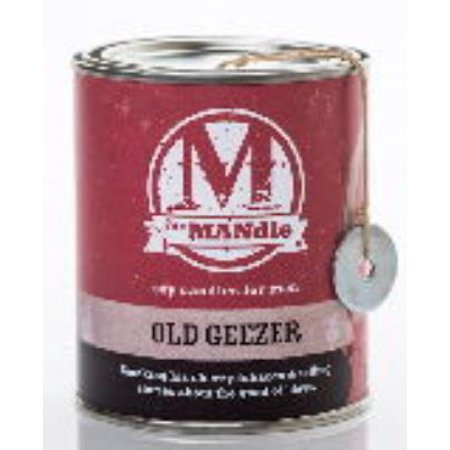 Old World Cradle - OLD GEEZER - The MANdle Scented Candle by Eco Candles