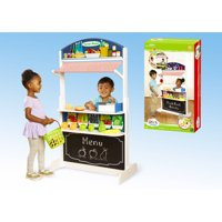 2 in 1 Wooden Play Center