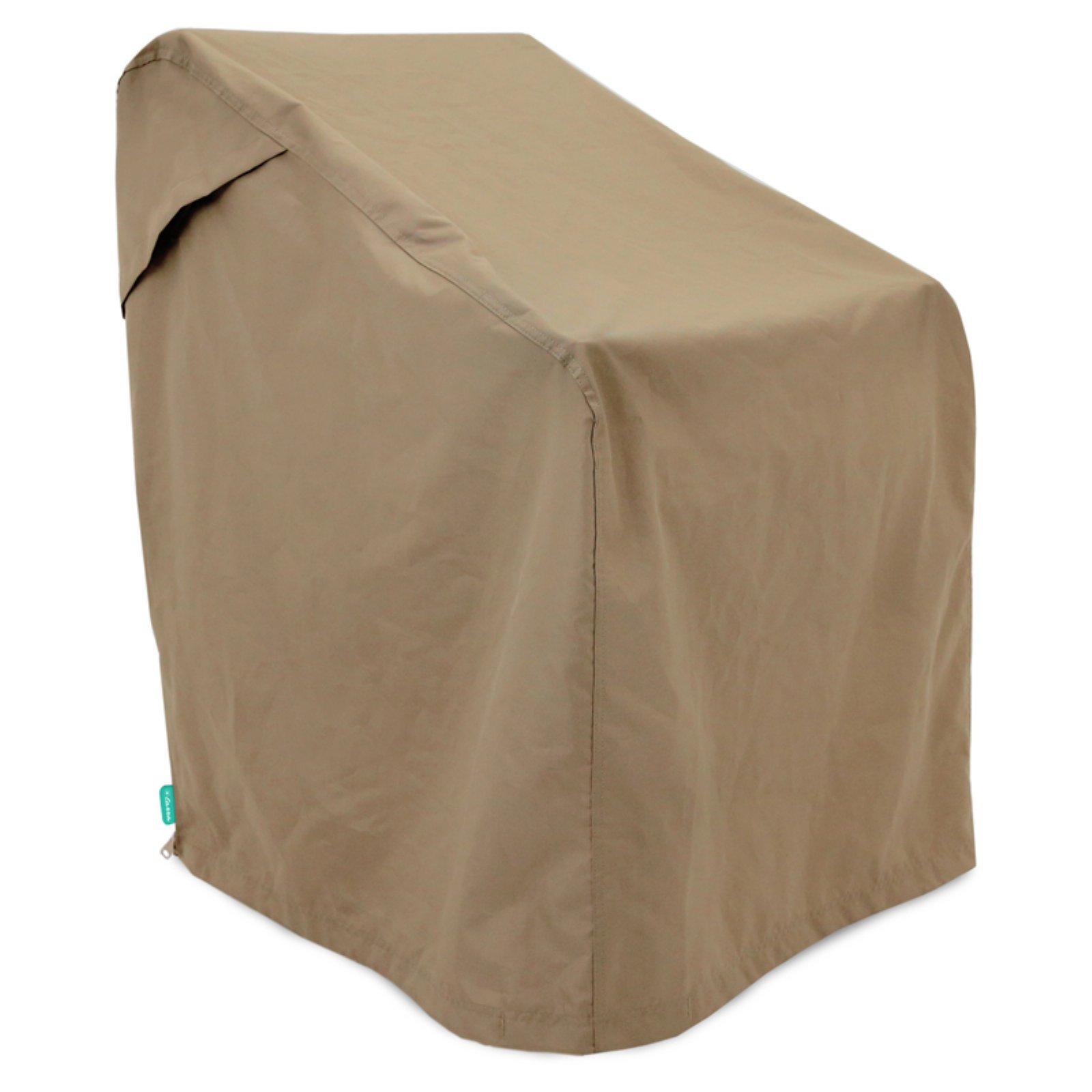 Tarra Home Universal Outdoor UFCCP282433PT Patio Chair Cover