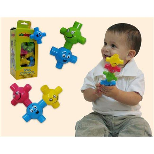 EduShape 829012 BABY CONNECTS - SET OF 12