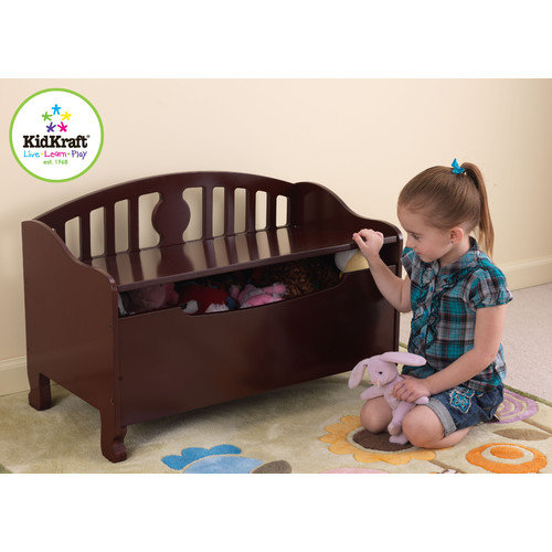 KidKraft Queen Anne Toy Box
