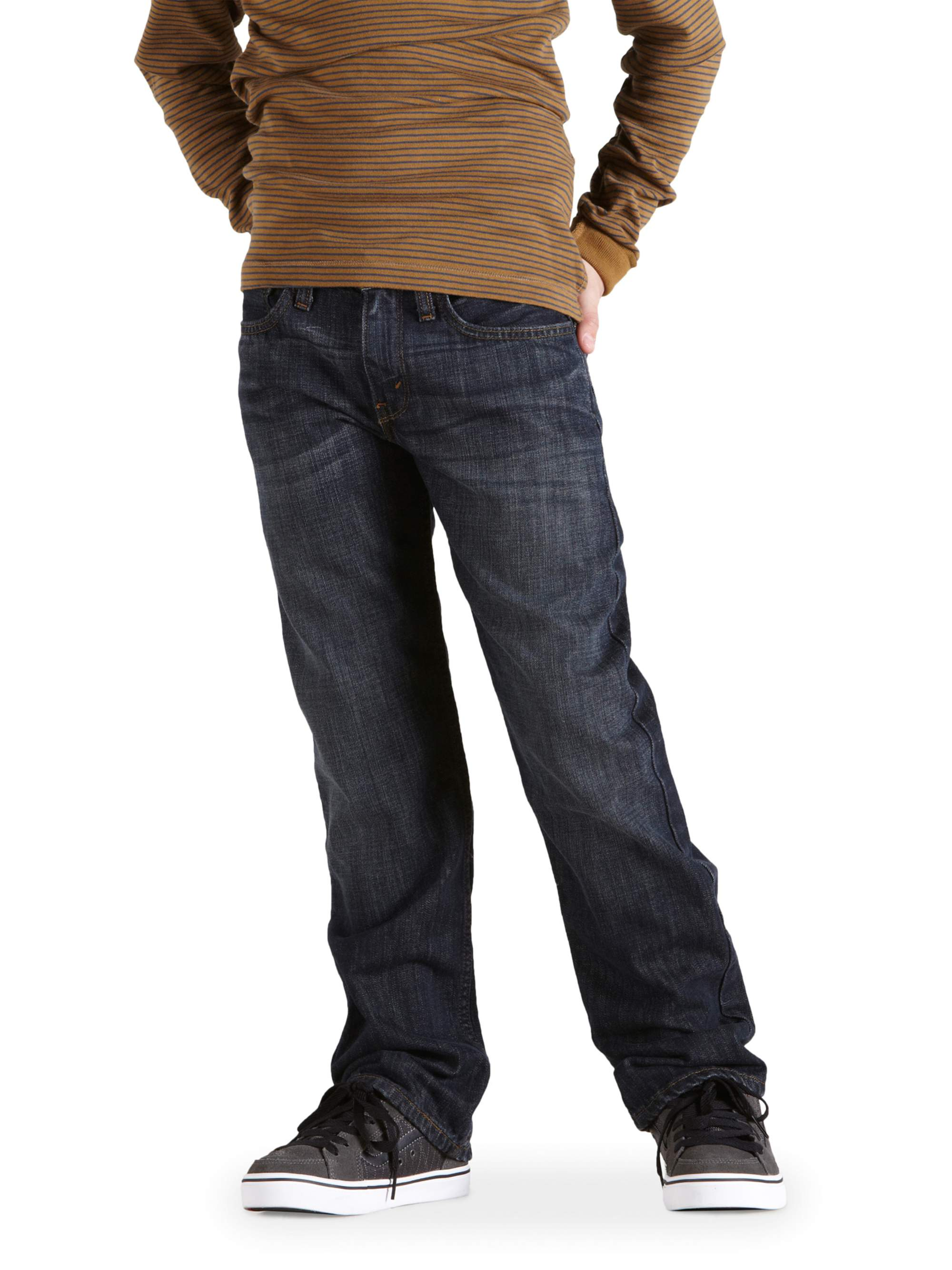 Signature by Levi Strauss & Co.™ Boys' Relaxed Fit Jeans