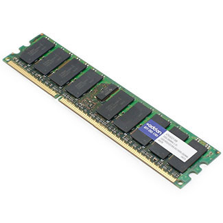 AddOn Dell A7303659 Compatible Factory Original 32GB DDR3-1600MHz Load-Reduced ECC Quad Rank x4 1.5V 240-pin CL11 LRDIMM - 100% compatible and guaranteed to work